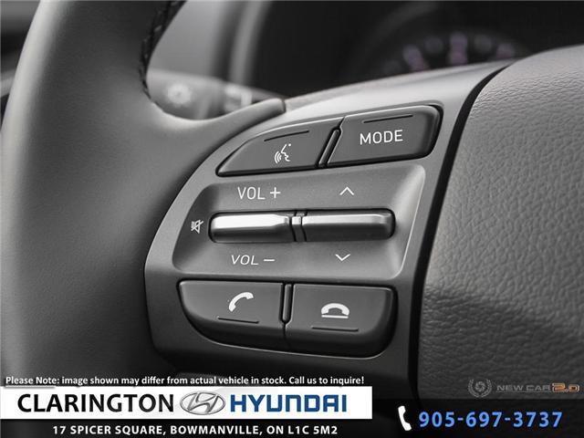 2019 Hyundai KONA 2.0L Luxury (Stk: 18934) in Clarington - Image 16 of 24