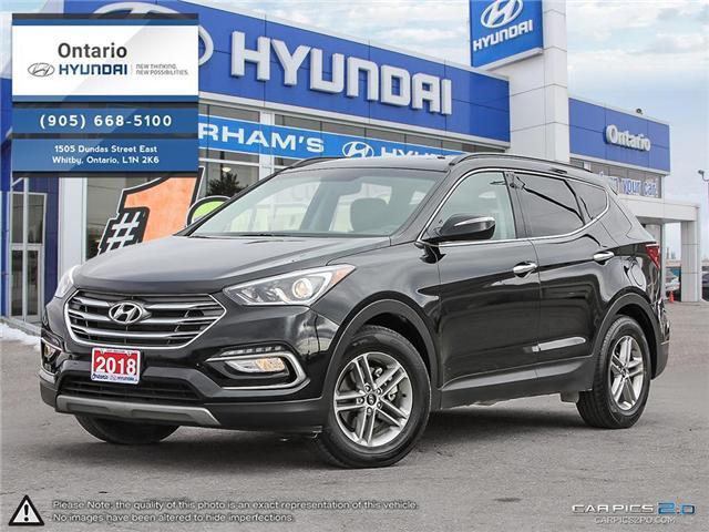 2018 Hyundai Santa Fe Sport 2.4 Premium (Stk: 86485L) in Whitby - Image 1 of 27
