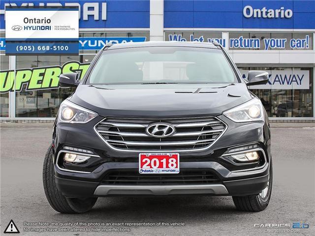 2018 Hyundai Santa Fe Sport 2.4 Premium (Stk: 86485L) in Whitby - Image 2 of 27
