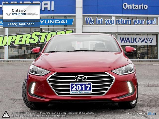 2017 Hyundai Elantra GLS (Stk: 18176K) in Whitby - Image 2 of 27