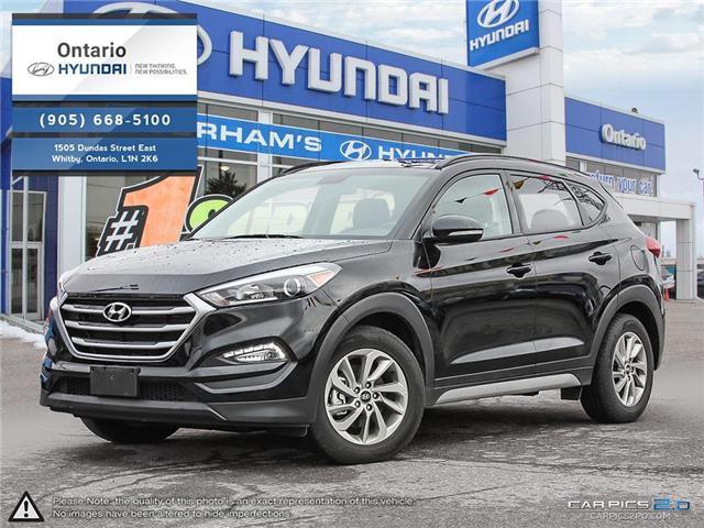 2018 Hyundai Tucson SE 2.0L / AWD (Stk: 26167K) in Whitby - Image 1 of 27