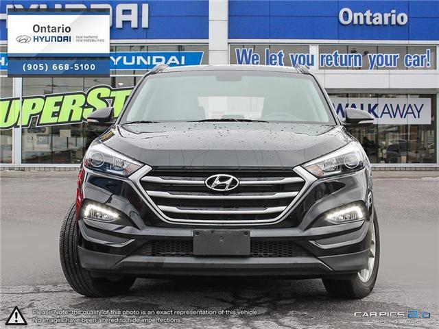 2018 Hyundai Tucson SE 2.0L / AWD (Stk: 26167K) in Whitby - Image 2 of 27