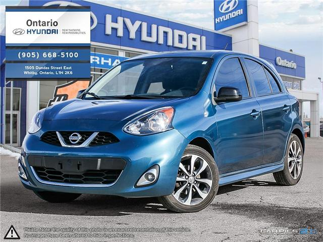 2015 Nissan Micra SV / Low Price (Stk: 04636K) in Whitby - Image 1 of 27