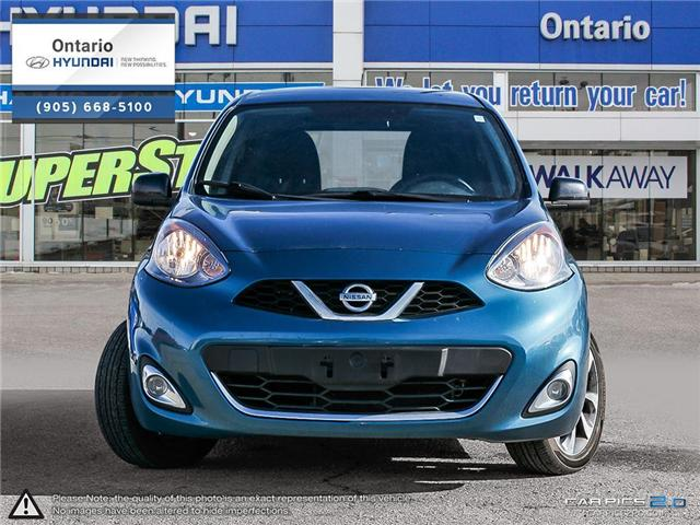 2015 Nissan Micra SV / Low Price (Stk: 04636K) in Whitby - Image 2 of 27