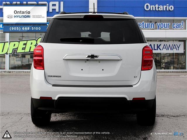 2017 Chevrolet Equinox LT / Upgraded Rims (Stk: 93072K) in Whitby - Image 5 of 27
