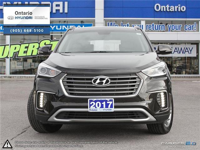 2017 Hyundai Santa Fe XL Limited (Stk: 14393K) in Whitby - Image 2 of 27