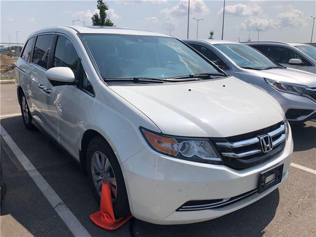 2016 Honda Odyssey EX-L (Stk: I190011A) in Mississauga - Image 1 of 5