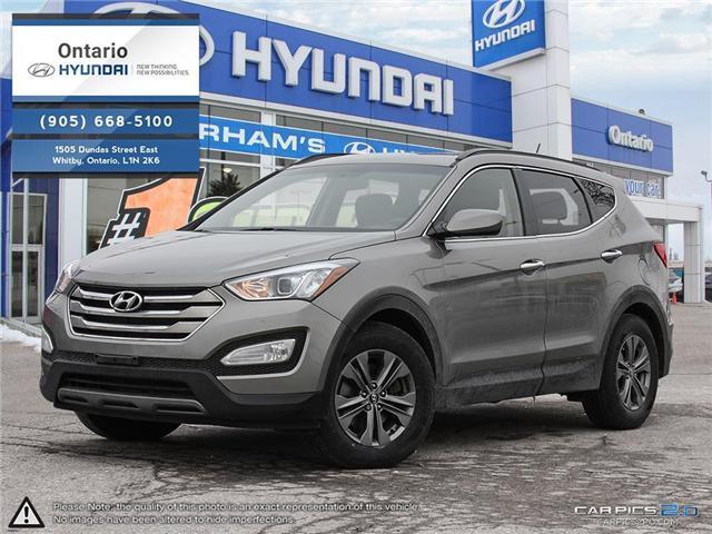 2014 Hyundai Santa Fe Sport 2.4 Premium (Stk: 29698K) in Whitby - Image 1 of 27