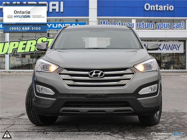 2014 Hyundai Santa Fe Sport 2.4 Premium (Stk: 29698K) in Whitby - Image 2 of 27