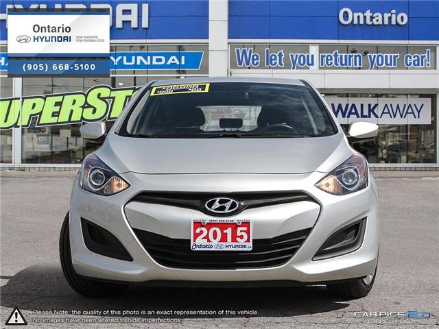 2015 Hyundai Elantra GT SE / One Owner Trade (Stk: 45477K) in Whitby - Image 2 of 27