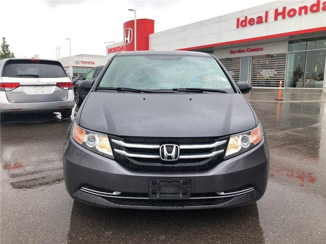 2015 Honda Odyssey SE (Stk: I190112A) in Mississauga - Image 2 of 15