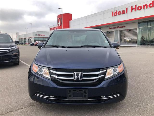 2016 Honda Odyssey EX-L (Stk: I190144A) in Mississauga - Image 2 of 22