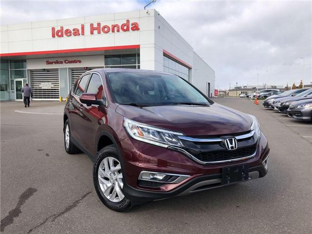 2015 Honda CR-V EX (Stk: I181669A) in Mississauga - Image 1 of 21