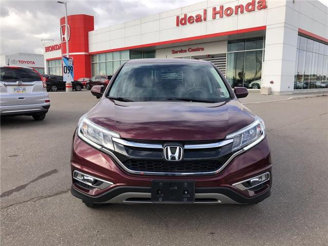 2015 Honda CR-V EX (Stk: I181669A) in Mississauga - Image 2 of 21