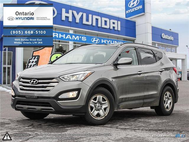 2016 Hyundai Santa Fe Sport 2.0T Limited (Stk: 22194K) in Whitby - Image 1 of 27