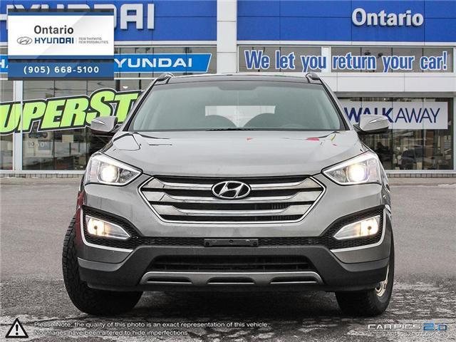 2016 Hyundai Santa Fe Sport 2.0T Limited (Stk: 22194K) in Whitby - Image 2 of 27