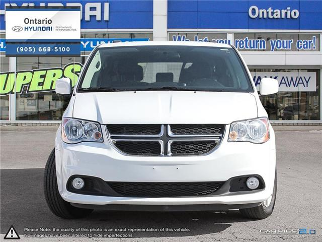 2017 Dodge Grand Caravan Crew / Leather (Stk: 00630K) in Whitby - Image 2 of 27