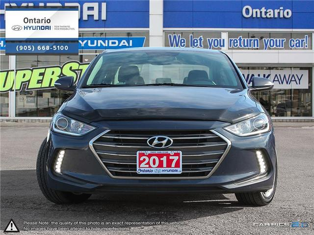 2017 Hyundai Elantra Limited / Reduced Price (Stk: 10978K) in Whitby - Image 2 of 27