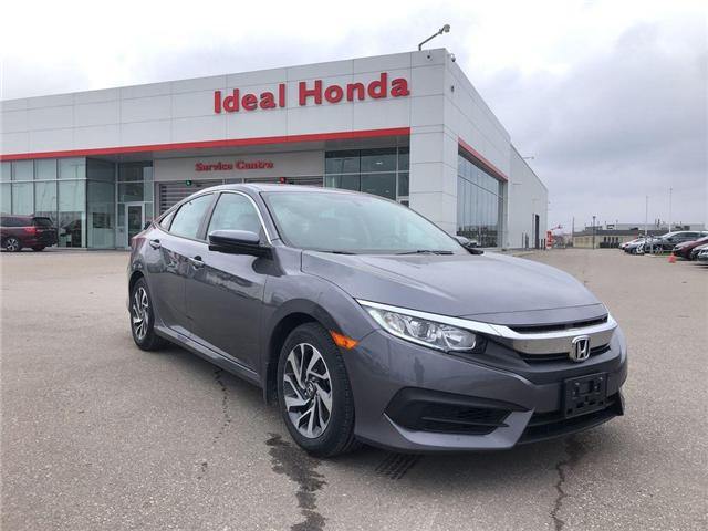 2016 Honda Civic EX (Stk: I190206A) in Mississauga - Image 1 of 18