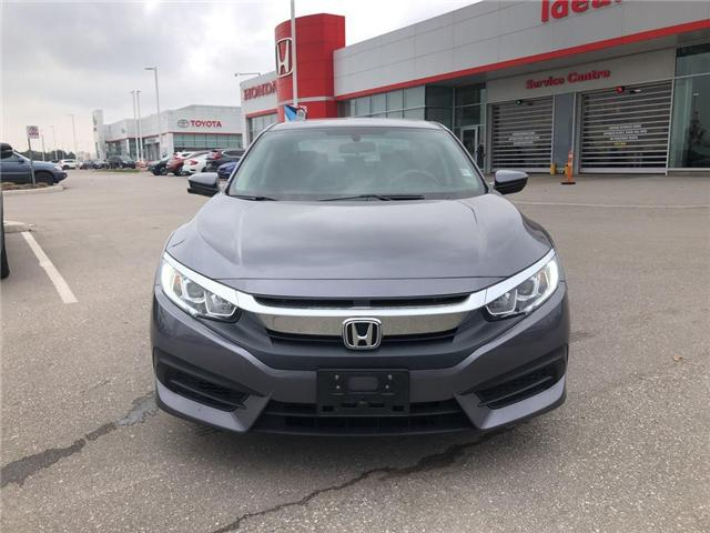 2016 Honda Civic EX (Stk: I190206A) in Mississauga - Image 2 of 18