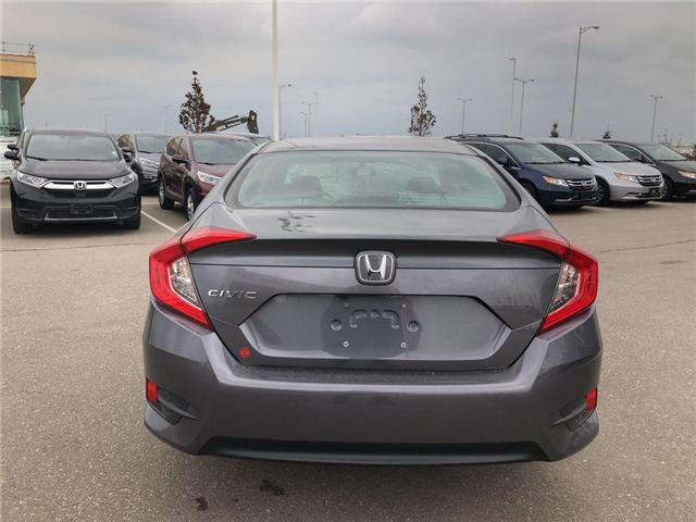 2016 Honda Civic EX (Stk: I190206A) in Mississauga - Image 6 of 18