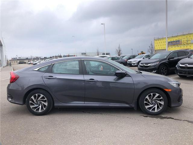 2016 Honda Civic EX (Stk: I190206A) in Mississauga - Image 8 of 18