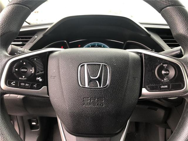 2016 Honda Civic EX (Stk: I190206A) in Mississauga - Image 13 of 18