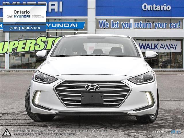 2017 Hyundai Elantra GL / Reduced Price (Stk: 13650K) in Whitby - Image 2 of 27