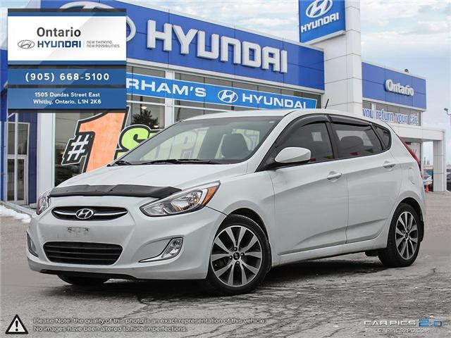 2016 Hyundai Accent SE / Financing Available (Stk: 69428K) in Whitby - Image 1 of 27