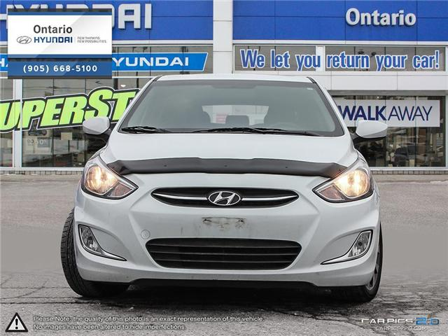 2016 Hyundai Accent SE / Financing Available (Stk: 69428K) in Whitby - Image 2 of 27
