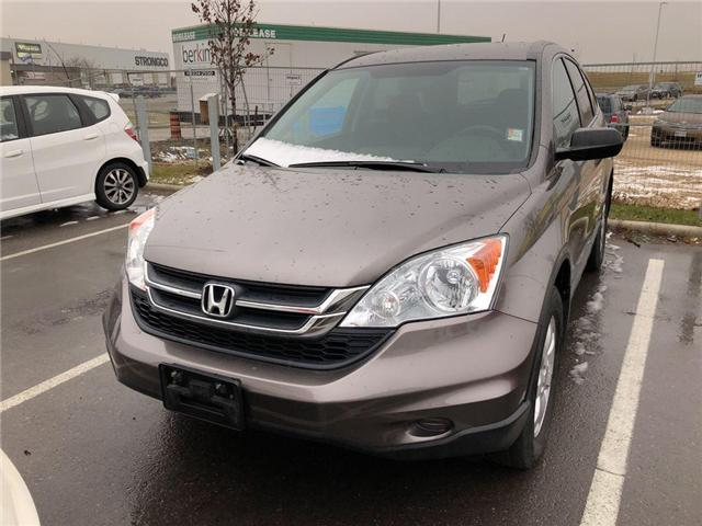 2011 Honda CR-V LX (Stk: I190312A) in Mississauga - Image 2 of 8