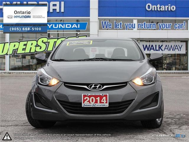 2014 Hyundai Elantra GL / Financing Available (Stk: 18233K) in Whitby - Image 2 of 27