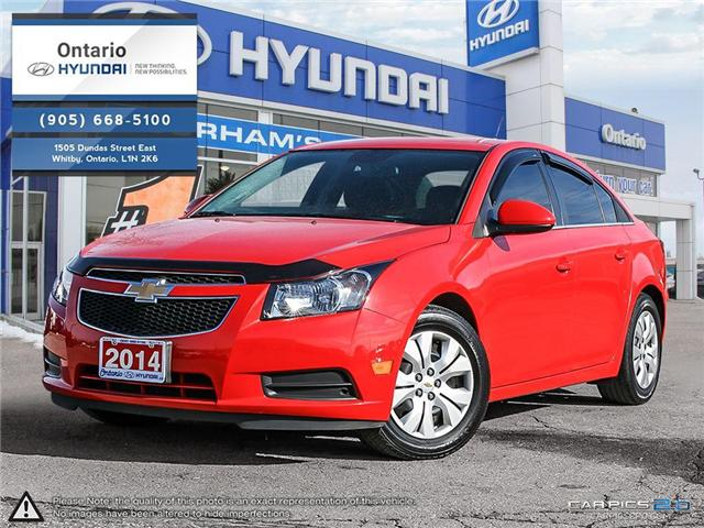 2014 Chevrolet Cruze 1LT / Reduced Price (Stk: 27392K) in Whitby - Image 1 of 27