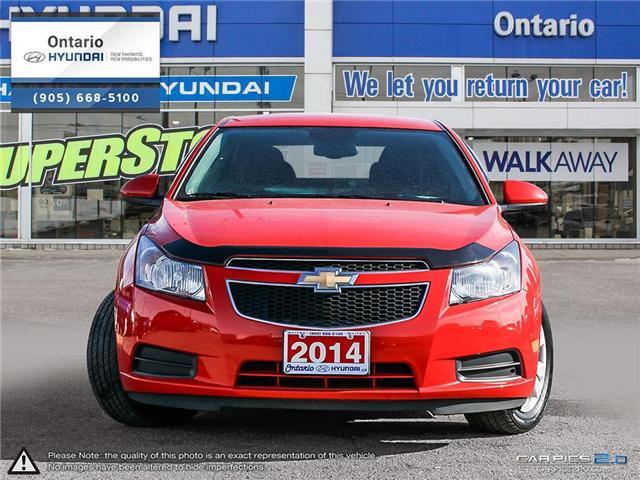 2014 Chevrolet Cruze 1LT / Reduced Price (Stk: 27392K) in Whitby - Image 2 of 27