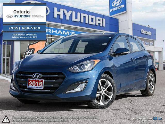 2016 Hyundai Elantra GT GL / Reduced Price (Stk: 79518K) in Whitby - Image 1 of 27