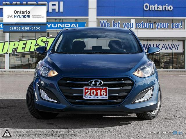 2016 Hyundai Elantra GT GL / Reduced Price (Stk: 79518K) in Whitby - Image 2 of 27