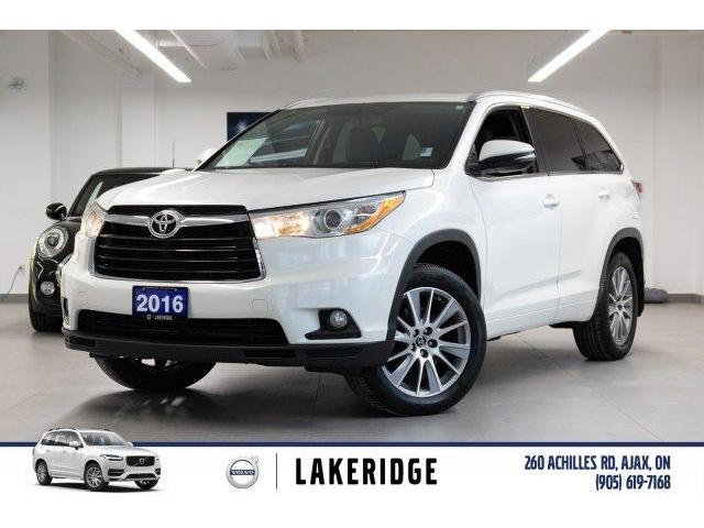 2016 Toyota Highlander  (Stk: P0142) in Ajax - Image 1 of 29