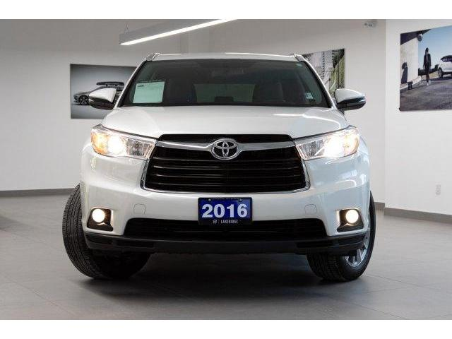 2016 Toyota Highlander  (Stk: P0142) in Ajax - Image 2 of 29