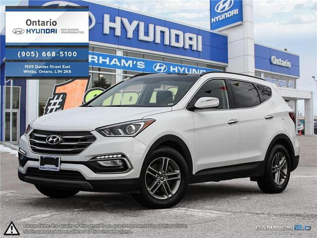 2018 Hyundai Santa Fe Sport 2.4 SE / AWD (Stk: 17177K) in Whitby - Image 1 of 27