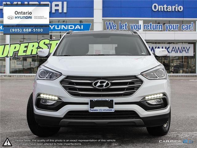 2018 Hyundai Santa Fe Sport 2.4 SE / AWD (Stk: 17177K) in Whitby - Image 2 of 27