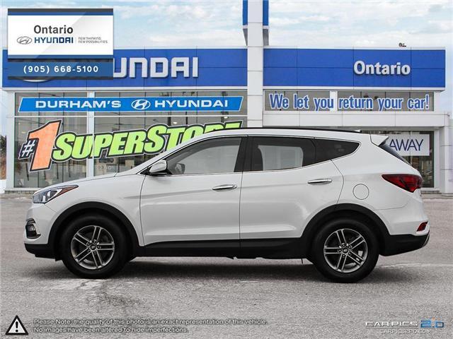 2018 Hyundai Santa Fe Sport 2.4 SE / AWD (Stk: 17177K) in Whitby - Image 3 of 27