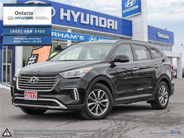 2017 Hyundai Santa Fe XL Premium (Stk: 27499K) in Whitby - Image 1 of 27