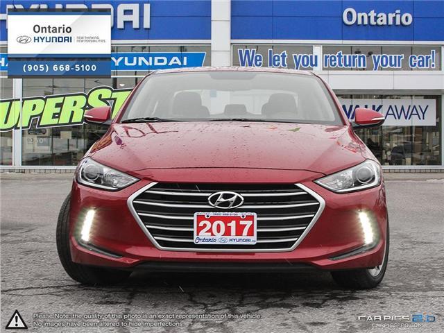 2017 Hyundai Elantra GLS / 37,819 klm (Stk: 90740K) in Whitby - Image 2 of 27