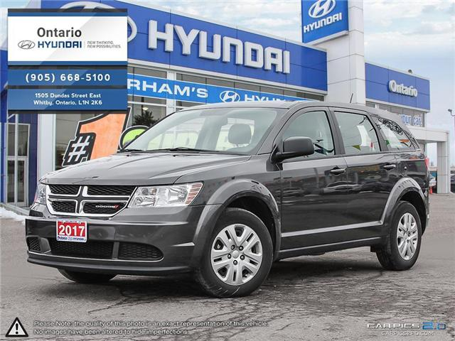 2017 Dodge Journey CVP/SE (Stk: 28425K) in Whitby - Image 1 of 27