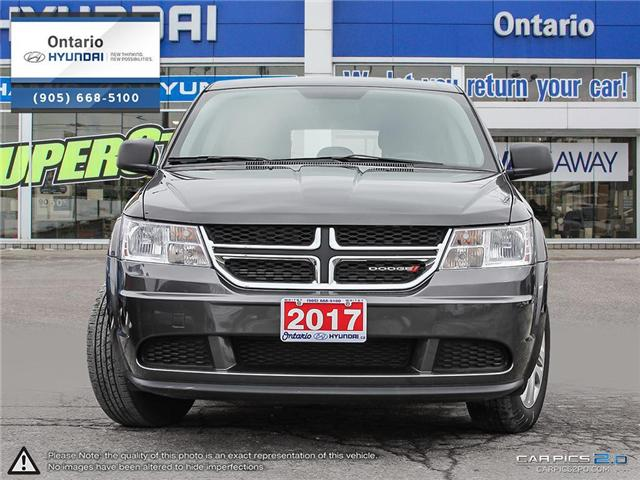 2017 Dodge Journey CVP/SE (Stk: 28425K) in Whitby - Image 2 of 27