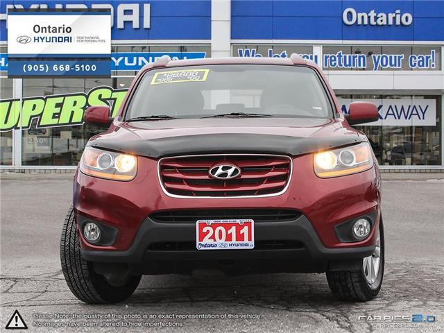 2011 Hyundai Santa Fe GL 3.5 Sport (Stk: 21869K) in Whitby - Image 2 of 27