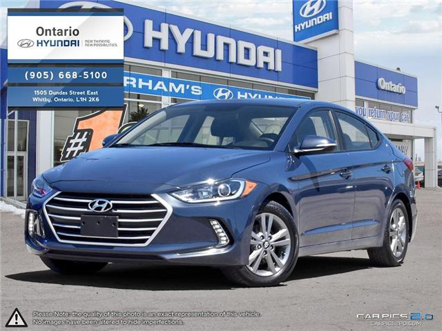 2017 Hyundai Elantra GL / Factory Warranty (Stk: 09411K) in Whitby - Image 1 of 27
