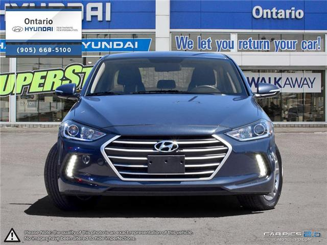 2017 Hyundai Elantra GL / Factory Warranty (Stk: 09411K) in Whitby - Image 2 of 27