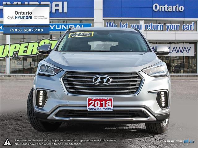 2018 Hyundai Santa Fe XL / Premium Edition Premium (Stk: 67665K) in Whitby - Image 2 of 27