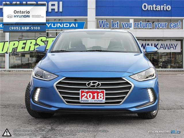 2018 Hyundai Elantra GL / Financing Available (Stk: 44905K) in Whitby - Image 2 of 27